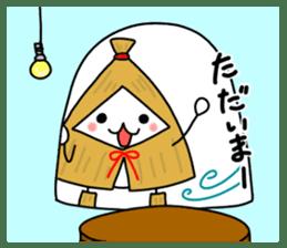 Yukinko and Koyuki sticker #2137268