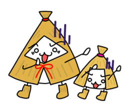 Yukinko and Koyuki sticker #2137276