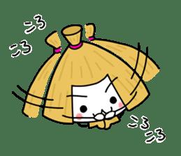 Yukinko and Koyuki sticker #2137281
