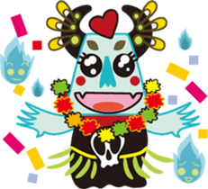Jiong Jiong Ghost mama sticker #2137661