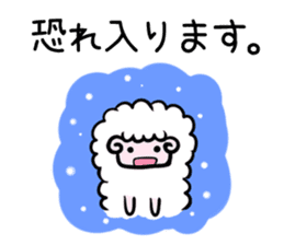 The sheep sticker vol.3 sticker #2138518