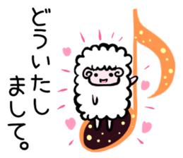 The sheep sticker vol.3 sticker #2138527