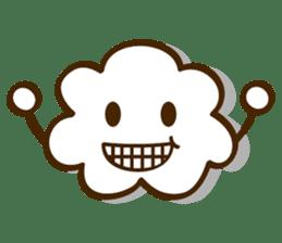 Cotton candy sticker #2138747