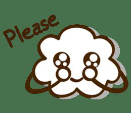 Cotton candy sticker #2138751