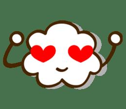 Cotton candy sticker #2138755