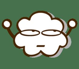 Cotton candy sticker #2138758