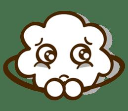 Cotton candy sticker #2138760