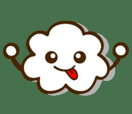 Cotton candy sticker #2138770