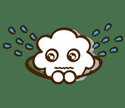 Cotton candy sticker #2138773