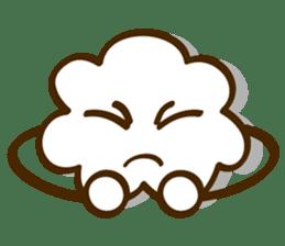 Cotton candy sticker #2138774
