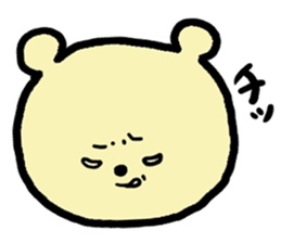 Kuma Goro sticker #2139631