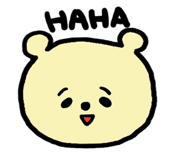Kuma Goro sticker #2139661