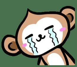 MonkeyMonkeyMonkey vol.2 sticker #2139839