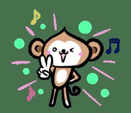 MonkeyMonkeyMonkey vol.2 sticker #2139852