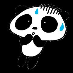 He is a panda.
