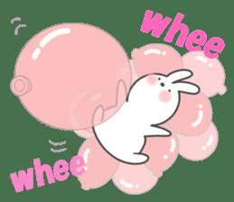 POP POP Rabbit ! (English) sticker #2140176