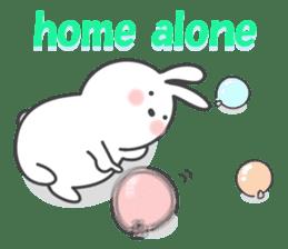 POP POP Rabbit ! (English) sticker #2140179