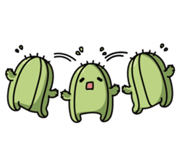 Cactus Stickers ver.2 sticker #2140568