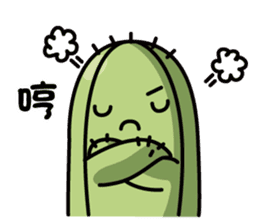 Cactus Stickers ver.2 sticker #2140579
