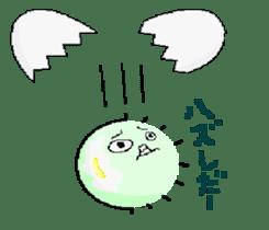 asymmetry mold sticker #2142646