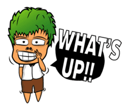 Funny Boy (English .Ver) sticker #2143104