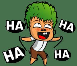 Funny Boy (English .Ver) sticker #2143121