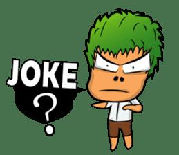 Funny Boy (English .Ver) sticker #2143131