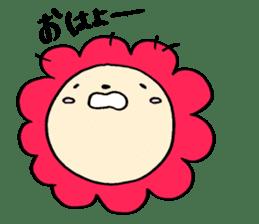 Lion's sticker #2143537
