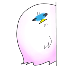 Little bird! sticker #2143870