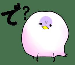 Little bird! sticker #2143879
