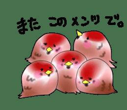 Little bird! sticker #2143900