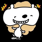 สติ๊กเกอร์ไลน์ Soft bear POCO