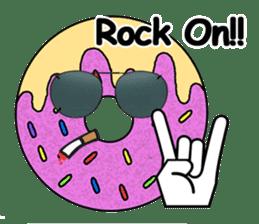 Sprinkles the Donut sticker #2146293