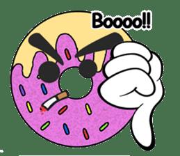 Sprinkles the Donut sticker #2146299