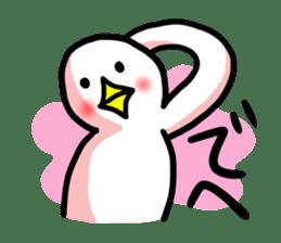 SHIRATORI duck(2) sticker #2146447