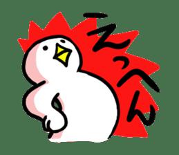 SHIRATORI duck(2) sticker #2146459