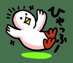 SHIRATORI duck(2) sticker #2146462