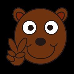 Peace Bear ( English )