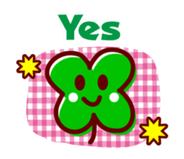 Colorful Face (English) sticker #2147265