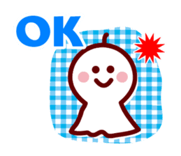 Colorful Face (English) sticker #2147266
