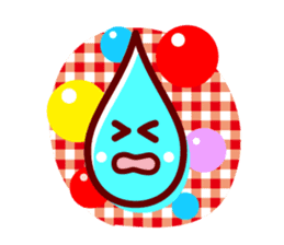Colorful Face (English) sticker #2147272