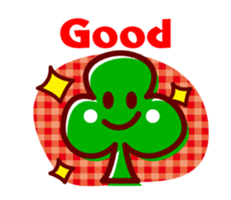Colorful Face (English) sticker #2147276