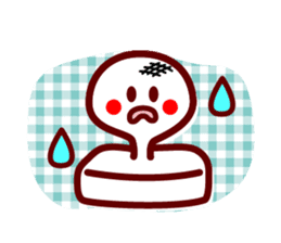 Colorful Face (English) sticker #2147285