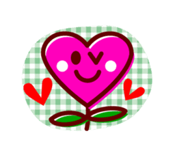 Colorful Face (English) sticker #2147292
