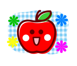 Colorful Face (English) sticker #2147294
