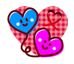 Colorful Face (English) sticker #2147295