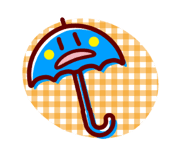 Colorful Face (English) sticker #2147298