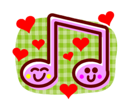Colorful Face (English) sticker #2147302
