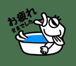 Fish waste   Mr.Suzuki sticker #2147956