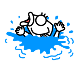 Fish waste   Mr.Suzuki sticker #2147967